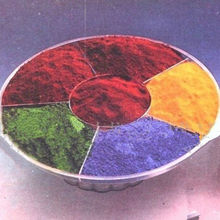 Iron oxide red/yellow/black/green/brown/orange/blue colorant mulch for wood/plastic/wpc/rubber