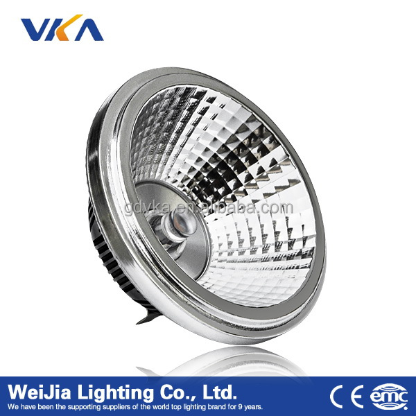 china market cheap dimmable 15w g53 led cob lamp for ceiling light