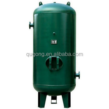 1000L vertical air receiver tank