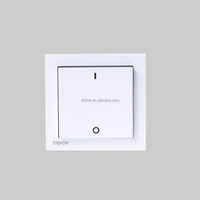 2017 New arrival DIDIOK M1 smart home internet wifi controlled power wireless switch
