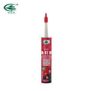 All Purpose Clear No more Liquid Nail Free Adhesive glue For Construction And Decoration