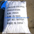 Calcium Chloride Flake CaCI2 Chinese Factory