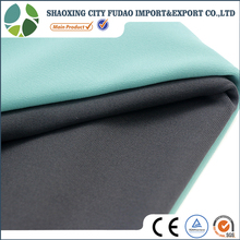 Fudao heavy quality 88% Polyetser 12% Spandex tricot use thick jersey knit stretch fabric