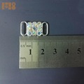 2017 Bikini Competition Jewelry Rhinestones Decoration 2.5cm Short Crystal AB Rhinestone Swimwear Bikini Connector for sell