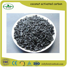 granuled/columnar coconut shell activated carbon for drinking water purify
