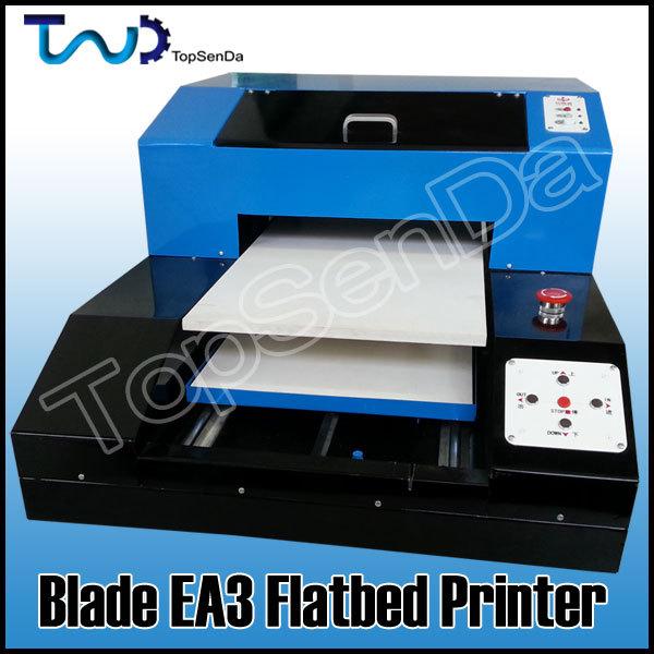 Digital inkjet flatbed t shirt printing machine for sale for T shirt digital printer