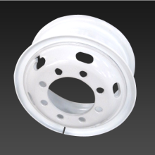 Zhengfu 20 inch truck steel wheels