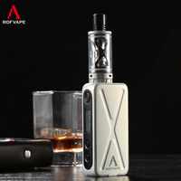 Wholesale supplier electronic cigarette chip vaporizer TC 7-150w wattage TC box mod new brands products