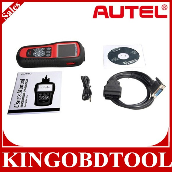 New Original Autel MaxiDiag Elite MD701 for ALL Systems Updated online autel maxidiag md701 super than jp701 with fast delivery