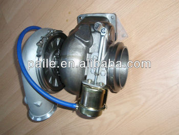 Turbocharger Turbo for DETROIT S60 SER 12.7 HP 500 diesel engine truck car GTA42 23528059