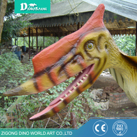 Wholesale Customized Flying Dinosaur Figure