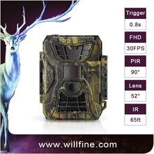 Willfine Sifar Original Factory OEM Outdoor Waterproof Wire Free Portable Auto Detection Night Vision 3G/4G/Wifi Trail Camera