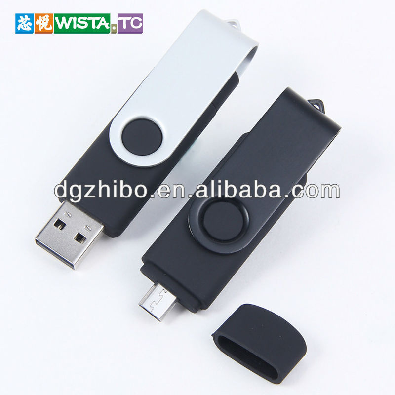 Useful Portable 2GB 4GB 8GB USB Flash Drive for Smart Mobile Phone