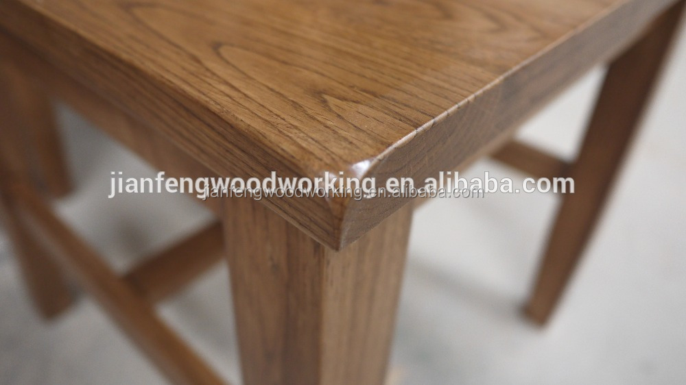 Well Designed oak leg dining chairs Chinese factory