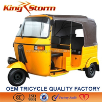 2014/ 2015 new style cheap price and high quality bajaj 3 wheeler 4 stroke