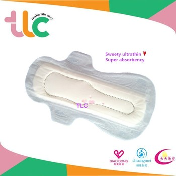Factory Direct Day Use Sanitary Pad for Women