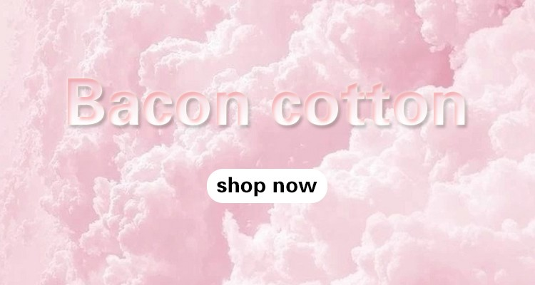 best selling products Bacon cotton pack 100% organic cotton fabric vape cotton