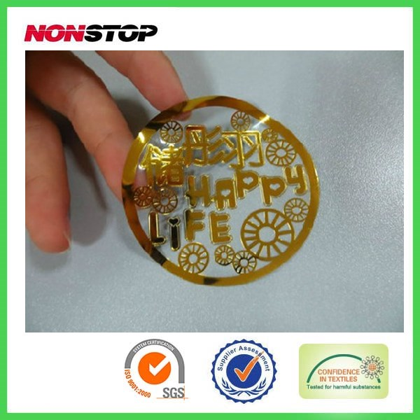 List Manufacturers Of Custom Gold Stickers Buy Custom Gold - Custom gold foil stickers