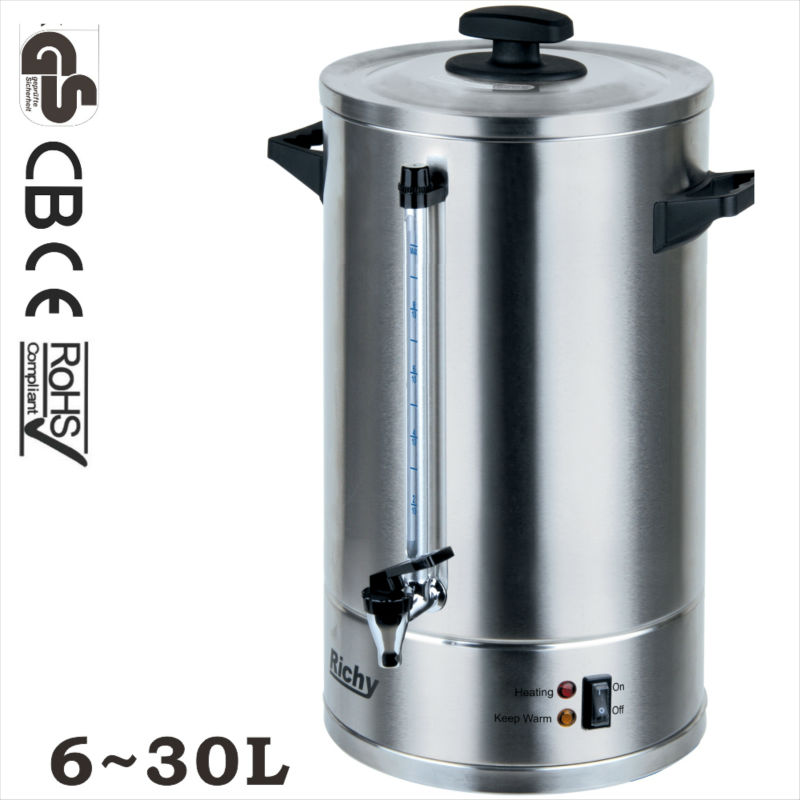6-30L CE CB GS catering hotel restaurant water heaters