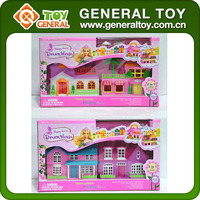35*7*20.5cm Plastic Miniature Doll House Furniture For Kids