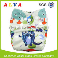2014 new Alva hot-sale Cloth Diapers high quality cloth diapers China Supplier