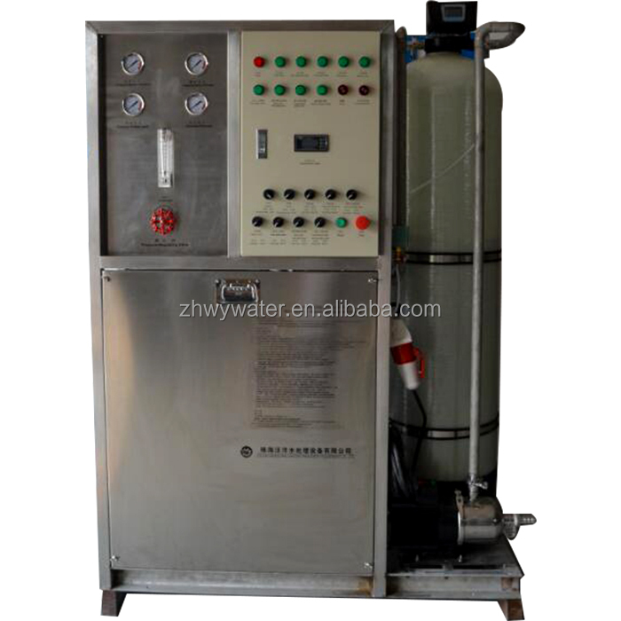 Factory direct price small water RO seawater desalination equipment