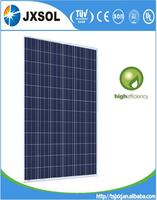 China supplier Tuv Ce Ul Mcs Ohsas18001 pv module/solar panel 280w poly for home solar energy system