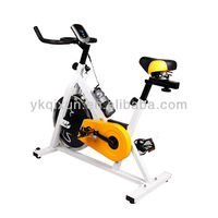 spin bike/magnetic elliptical bike/racing exercise bike,dynamic indoor body fit cycling exercise spin bike