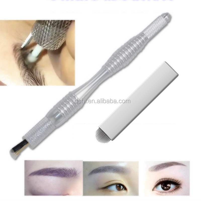 Biomaser Eyebrow Microblading Permanent Makeup Cosmetic Pigment & Tattoo Ink