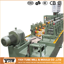 Metal Pipe Fabrication Steel Tube Production Line