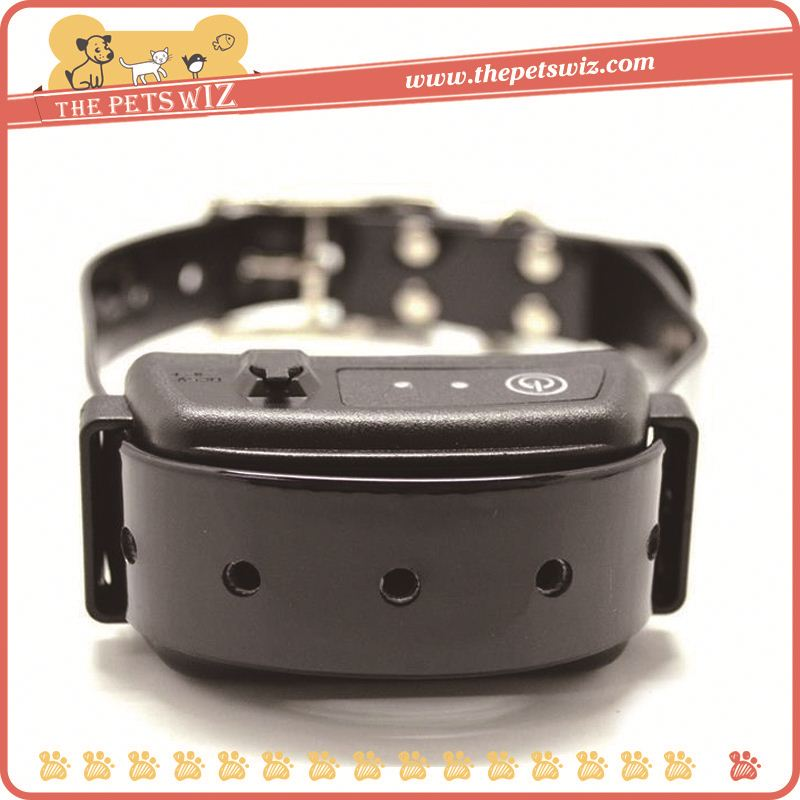 Remote control electric shock bark stop ,p0wuf remote vibrating dog barking collar , stop barking collar