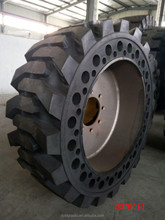 2015 Solid SkidSteer tyre,Pattern is ST-605,33*6*11(rim 12-16.5),Hot Sale,Good Quality
