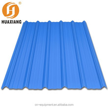 New style Fire resistance upvc roofing sheet