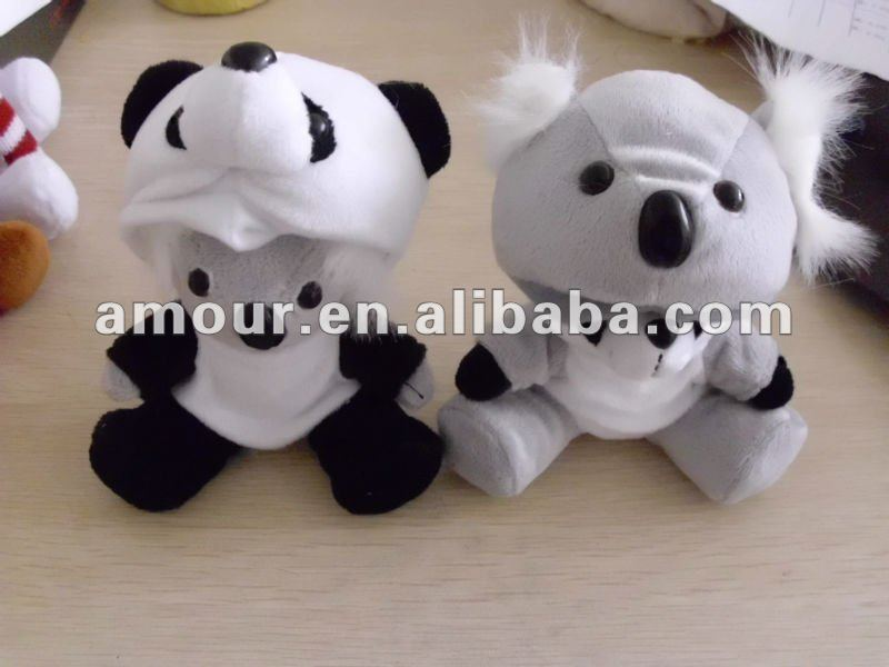 new arrival baby koala panda for sale creative soft animal plush toy doll new toys for christmas 2013