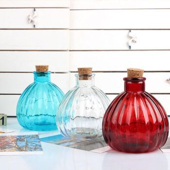 luxurious classy beautiful new design vintage cosmetic essential oil bottle in china