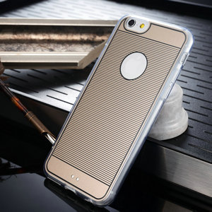 Stripe TPU case for iphone 6, cover case for iphone 6 factory price