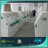 maize flour milling producing machinery