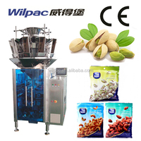 Pistachio Nuts Sachet Automatic Weigher Filling Packing Machine
