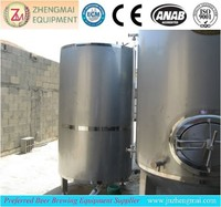 1000L home brew machine commercial brewery equipment ice water tank for beer brewery