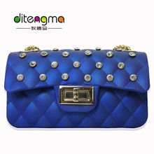 Wholesale China New Style Fashion Handbags 2017 Jelly Bag Manufacturer In GuangZhou