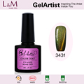 Top Fashion Direct Selling Gel Nails Beauty Magnetic Gel Uv Polish Best On Nail Sticker