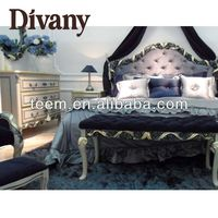 Luxury Type Double Bed Cot