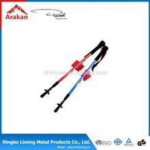 Various models factory directly hiking pole carbon fiber telescopic