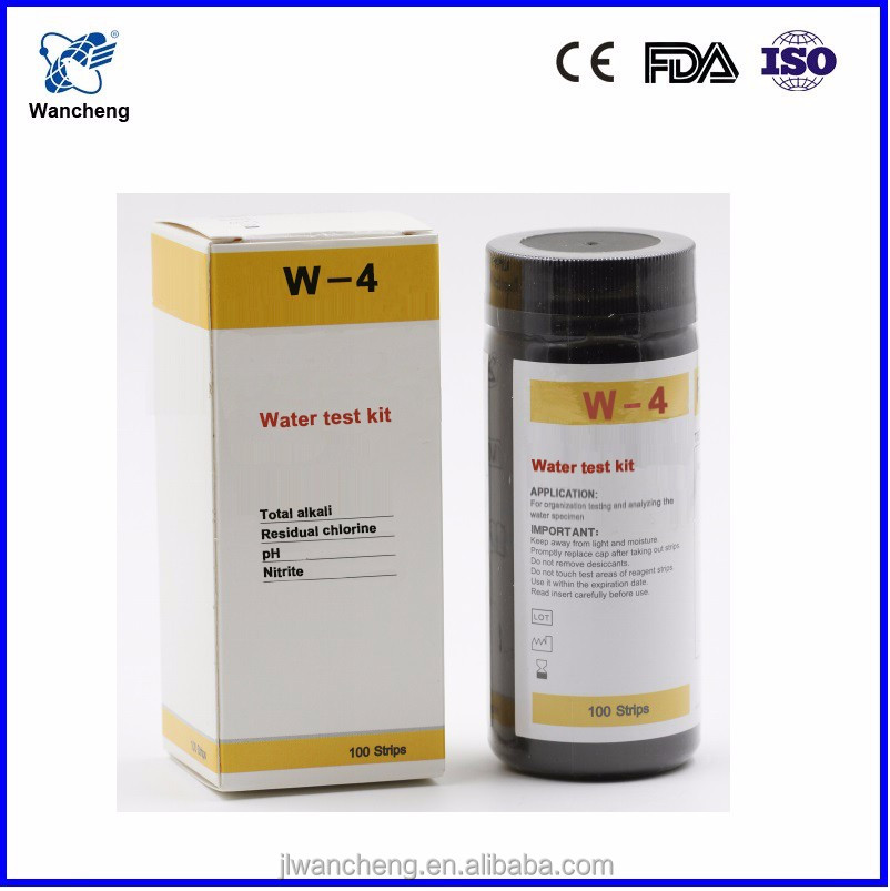 Wancheng Drinking Water Test Kits