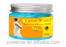 weight loss product natural trim fast advanced slimming cream trim-fast Slim Belly Body stomach slimming cream Private label OEM