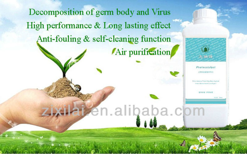Anti bacterial coating