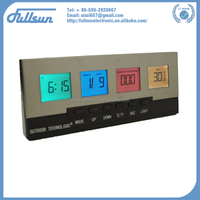 battery operated calendar clock FS-2133