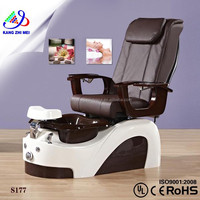 Trays foot spa pedicure/pipeless jet motor for pedicure spa massage chair/manicure spa chair KM-S177