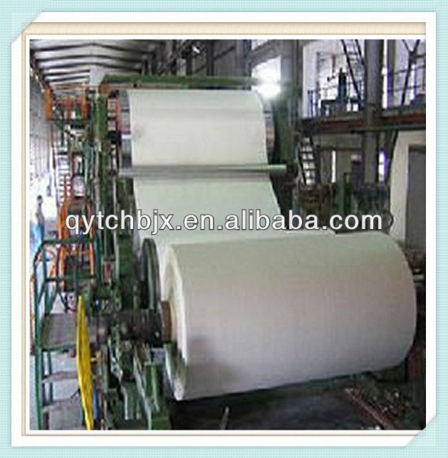 0.8-1TPD high speed toilet tissue paper making machinery