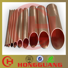 condenser tube 1.5mm copper tube with ASTM B111